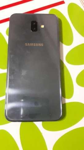 Samsung J6 Plus Libre Liquido