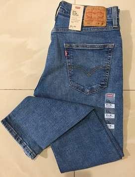 Pantalon Levi's 512 slim caballero 32x30