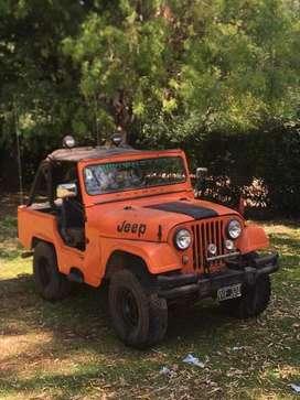 Jeep ika corto 4x4 hermoso