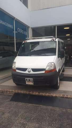 Master L1H1 minibus 2012