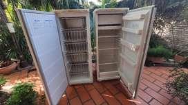 Heladera y Freezer Electrolux