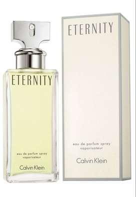 Perfumes Carolina Herrera y Calvin Klein