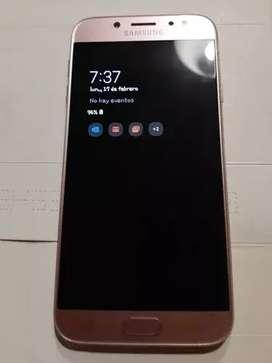 Samsung Galaxy j7 pro Pink edition libre impecable