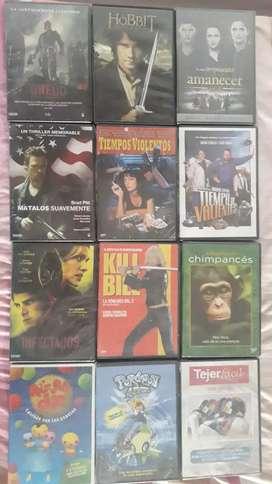 Vendo peliculas dvd originales sin abrir