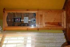 Mueble bar de esquina