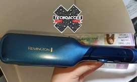 Plancha remington titanium placas anchas
