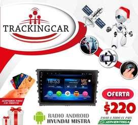 Radio Androide para modelos Hyundai . Envío a nivel nacional