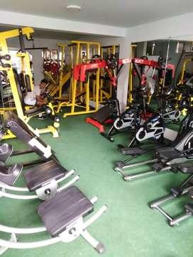 Venta maquinas  de gimnasio