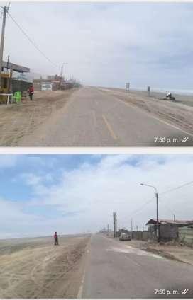 Terreno comercial Camaná, balneario La Punta