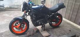 Vendo moto gs 500