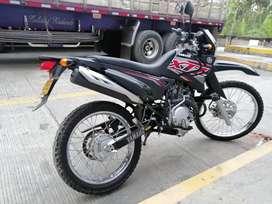 Se vende xtz125 modelo 2020