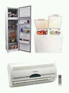 Instalación de aire acondicionado split reparacion de heladeras