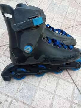 Rollers usados talle 38/39