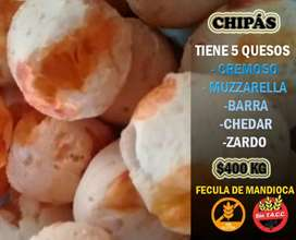 Vendo Chipasitos