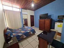 Habitación amueblada en Machala