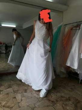 Vestido de 15 O de Novia
