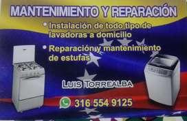 Mantenimiento y Reparación