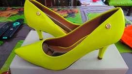 Zapatos Stilettos Neon Nuevos