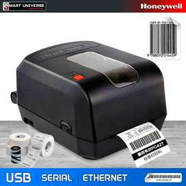 Impresora de Etiquetas Códigos De Barras Honeywell Pc42t Usb RED