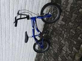 Bicicleta cross GW para nio