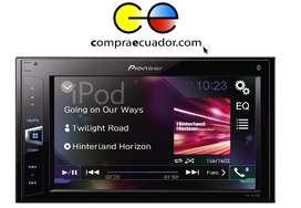 Pioneer Radio de Carro Auto doble DIM Bluetooth USB Touch