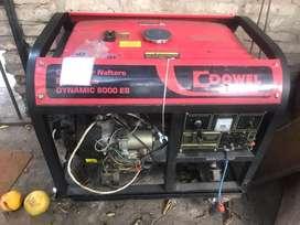 Generador 16 hp dowel 8000 es