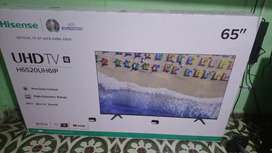 Tv HISENSE SMART TV CON BLUETOOTH 65 PULGADAS