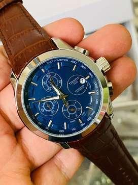 Reloj Tissot tablero azul