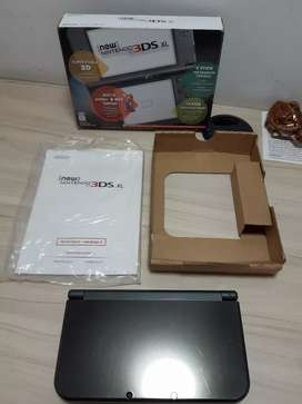 Vendo nintendo new 3ds xl
