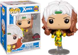 Funko Pop Rogue Volando X men exclusiva