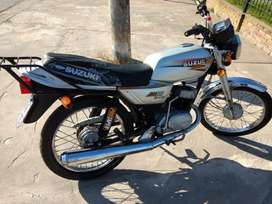 Suzuki Ax100 2017 Nueva Financio