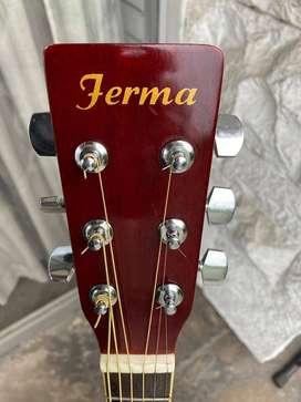 Guitarra Acústica Ferma - Made in Japan