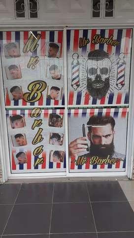 Solicito barbero en galapa para administrar barberia recien montada