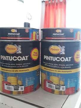 Se vende pintura epóxica con catalizador