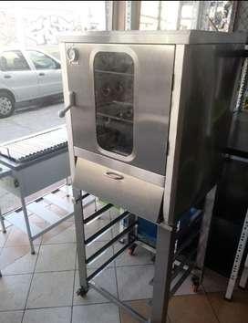 Horno industrial de 3 Y 4 Bandejas Pan, Pizza