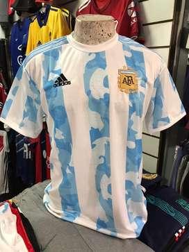 Camiseta argentina 2020/21 s al xxl
