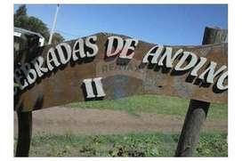 Para invertir  Terreno en Quebradas II de Andino