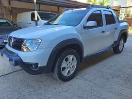 Renault Duster OROCH Outsider 2018