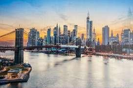 Bello cuadro de Nueva York