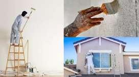 Pintores profesionales desde $2.75 M2 incluye material y mano de obra