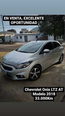 Gran Oportunidad, Chevrolet Onix