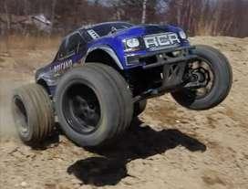 Carro RC Camioneta Monster Truck Volcano EPX PRO. Tracción en las 4 ruedas. Componentes electrónicos a prueba de agua.