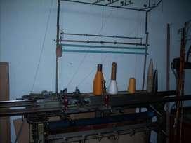 maquina de tejer palmada