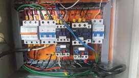 Tableros de control sistemas electricos
