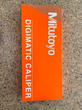 Digital Caliper Mitutoyo