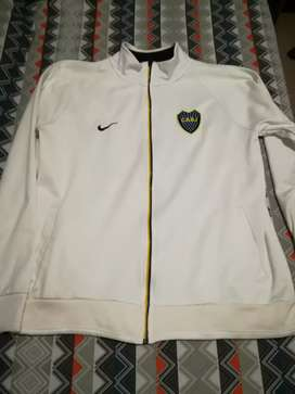 Campera y buzo boca juniors