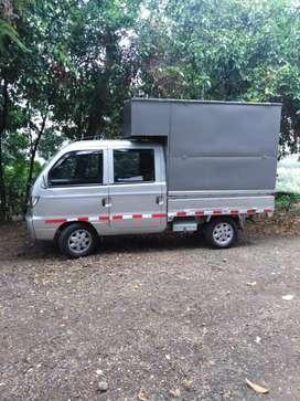 Camioneta Hafei Ruilli 2007