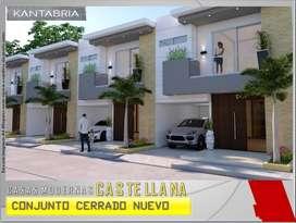 Kantabria casas en conjunto en Castellana