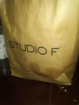 Vendo Zapato Para Dama Marca Studio F estilo tacones!!!