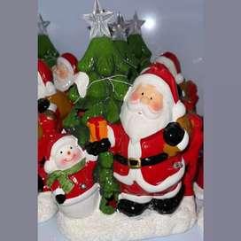 Adorno de Navidad cerámica